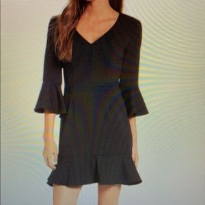 NWT Trina by Trina Turk Ruffle Sheath dress